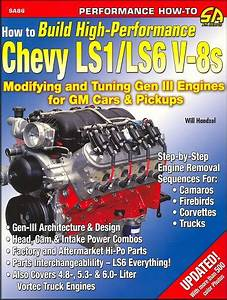 How To Build Gen Iii Chevrolet Ls1  Ls6 V