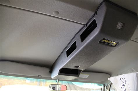 ROOF CONSOLE (DOUBLE CAB) - ONCA Off-road