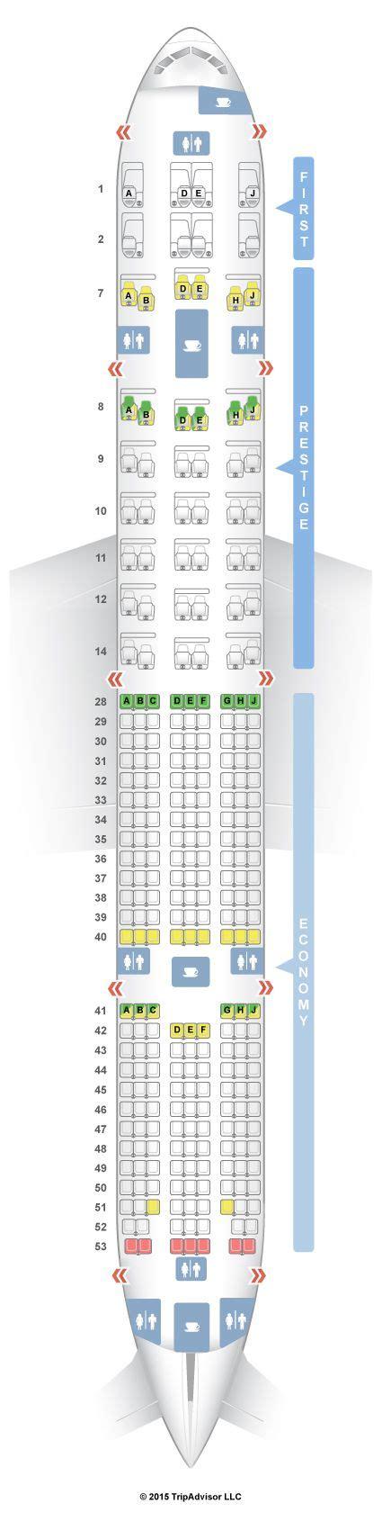 plan siege boeing 777 300er les 25 meilleures idées de la catégorie boeing 777 300er