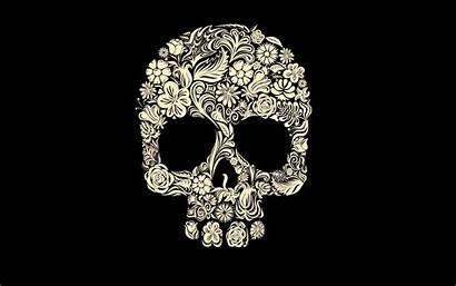 Skull Wallpapers Sugar Backgrounds