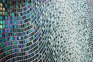 Mosaik Fliesen Rund : glasfliesen mosaik im badezimmer und innenr umen 20 designs ~ Watch28wear.com Haus und Dekorationen