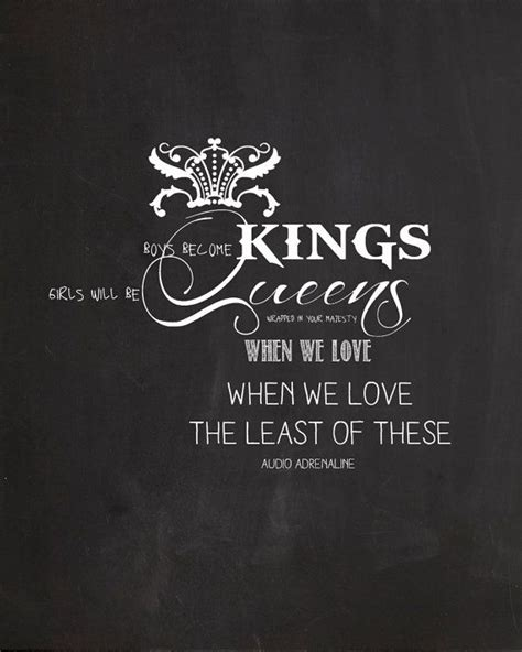 King And Quotes Quotes About And Quotesgram