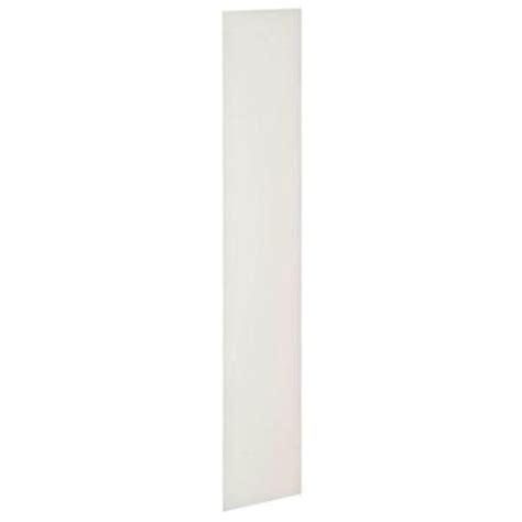 simplicity by strasser 36 in x 6 in mdf cabinet filler
