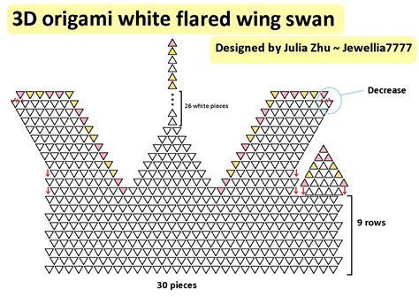 Jewellia Handicrafts Origami Wedding Swans