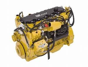 New Cat U00ae C7 Acert U2122 Industrial Diesel Engine For Sale