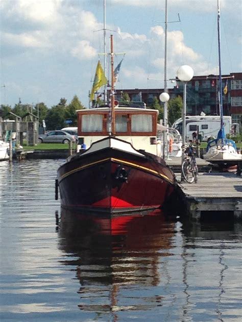 foto de Sleepboot te koop Ex professionele motorboot te koop