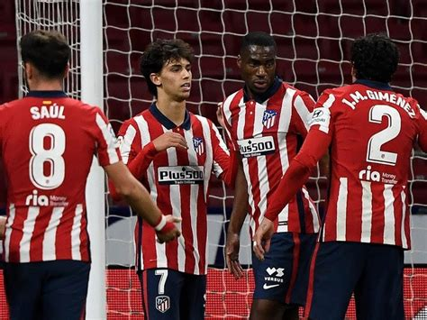 La Liga: Joao Felix, Luis Suarez Star As Atletico Madrid ...