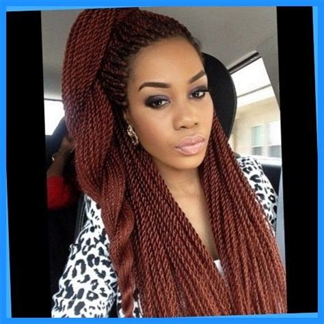 Different Hairstyles For Senegalese Twists by 40 Senegalese Twist Hairstyles For Black