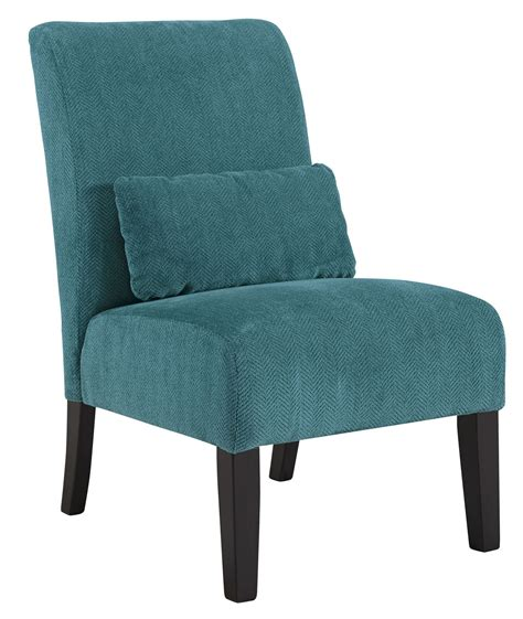 annora teal accent chair 6160460 furniture