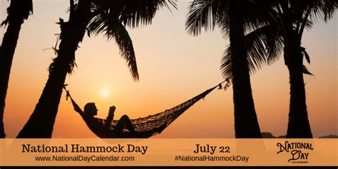 Hammock Day by Mayans Invented The Hammock Using Fiber From The Hammack