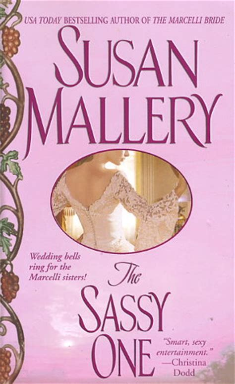 the sassy one by susan mallery fictiondb