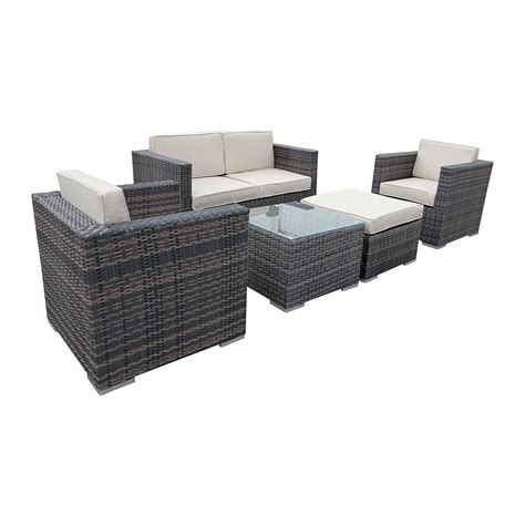 Kontiki Cube Patio Furniture by Kontiki Conversation Sets Wicker Sofa Sets Riviera 5