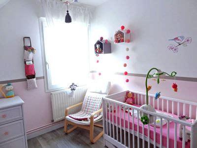 déco chambre bébé fille et gris idee deco chambre bebe fille et gris visuel 4