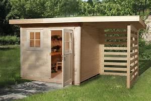 Gartenhaus Mit Holzlager : gartenhaus mit holzlager my blog ~ Whattoseeinmadrid.com Haus und Dekorationen