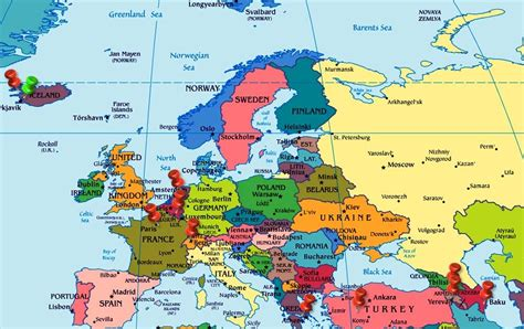 holland map  europe europe globe map