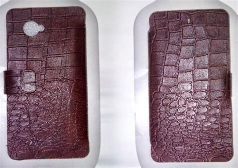Cover Sarung Hp Kulit Sapi sarung hp flip flipcover leather axioo