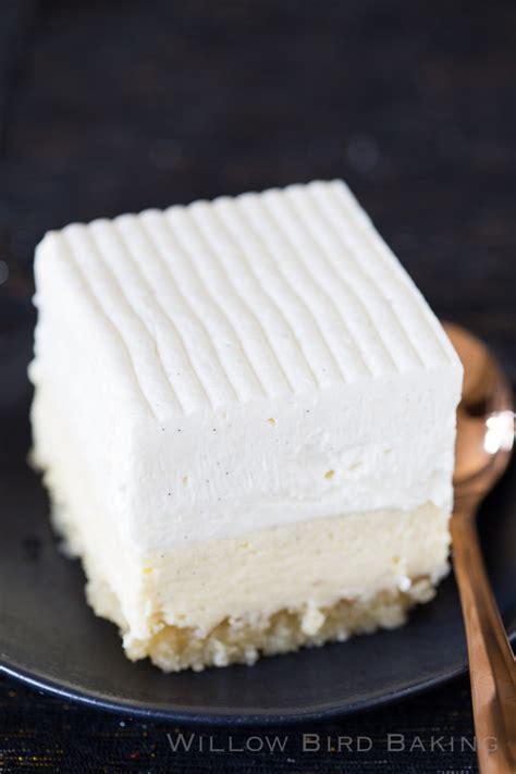 vanilla bean cheesecake recipe dishmaps