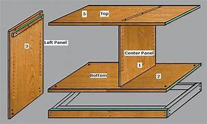 13 DIY Plans for Building a TV Stand Guide Patterns