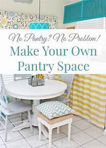 No pantry no problem food storage ideas mom 4 real for Food storage ideas no pantry