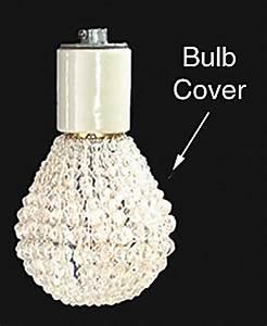 Beaded, Bulb, Cover, 21930