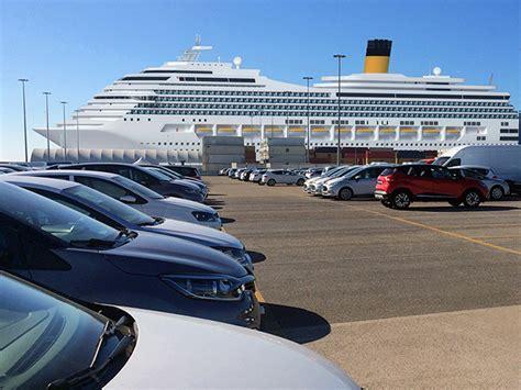parcheggio porto civitavecchia costa largo della pace centro servizi porto di