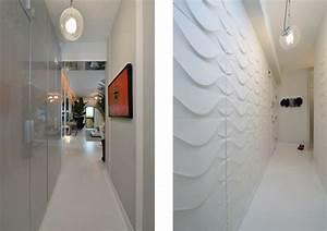 Deco Couloir Blanc : d coration feng shui couloir invitez la bonne nergie ~ Zukunftsfamilie.com Idées de Décoration
