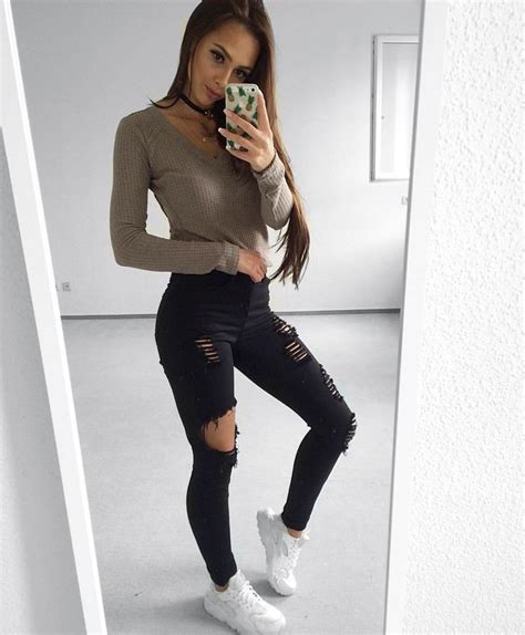Best 25+ Jeans with heels ideas on Pinterest
