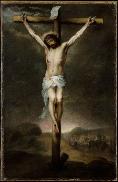 Bartolomé Estebán Murillo | The Crucifixion | The Met