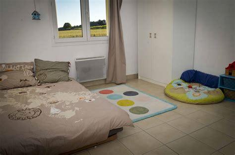 chambre montessori sommeil de l 39 enfant selon la méthode montessori