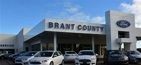Brantford Ford Dealership Serving Brantford, ON   Ford