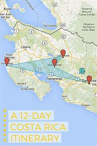 A 12-Day Costa Rica Itinerary - Hunterly Travels | Travel ...