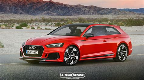 Audi Rs5 by New Audi Rs5 Tries On Sportback Shooting Brake And Cabrio