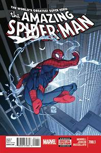 The Amazing Spider-Man #700.1 - Frost Part One (Issue)