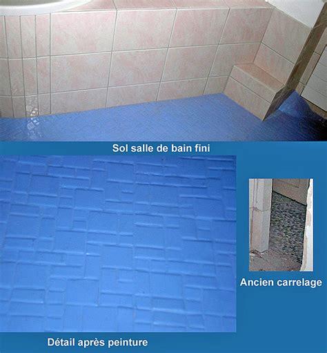 forum rev 234 tements de sol peindre sol carrel 233 avec