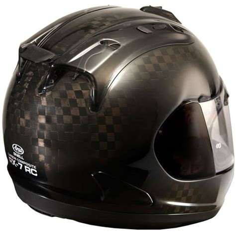 arai rx7 rc is the luxuriest moment arai rx7 rc is a carbon helmet based