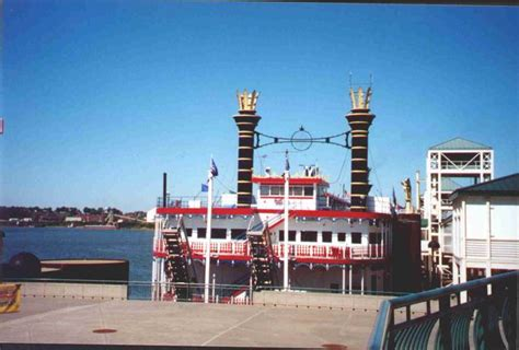 Evansville Indiana Casino Boat by River City Ramblers Year