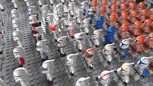Lego Star Wars Clone Army 2013 - YouTube