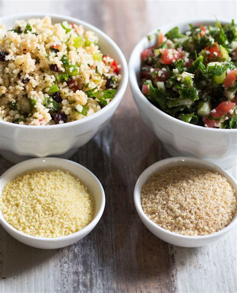 what is couscous what is the difference between bulgur and couscous