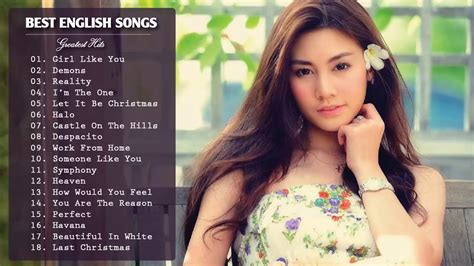 Best English Songs Mix 2019