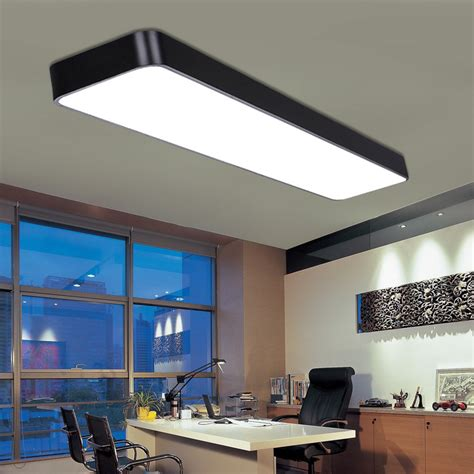 stylish modern led ceiling light whole single office led