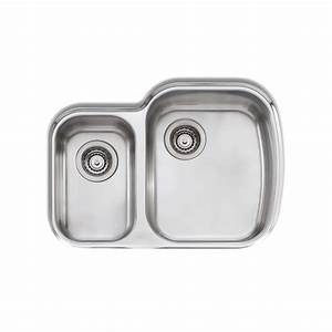 buy oliveri monet 1 and 12 bowl undermount sink rh bowl With best brand of paint for kitchen cabinets with art deco wall mount mailbox