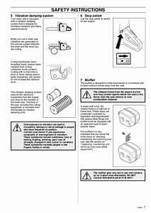 Husqvarna 395xp Chainsaw Owners Manual  2000 2001 2002