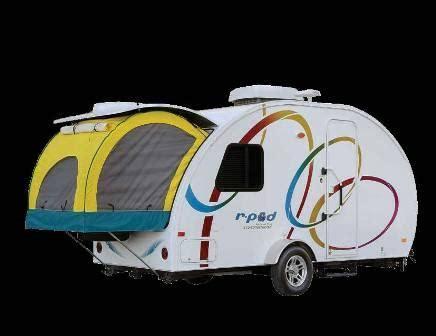 ft tear drop trailer  pod model  rpod  sale