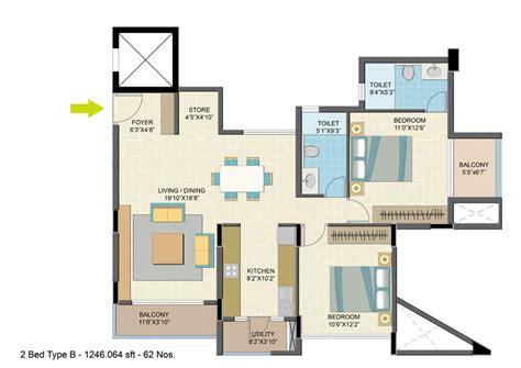 Nitesh Caesars Palace Floor Plan by Nitesh Caesars Palace Location Price Reviews Bangalore