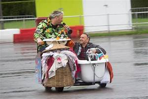 EDD CHINA PUTS WACKY RECORD BREAKERS TO THE TEST AT BEAULIEU