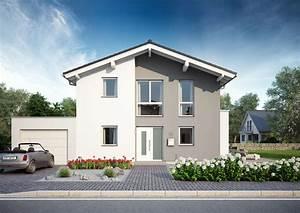 Haus Satteldach 30 Grad : familienhaus vero satteldach mit flacher dachneigung ~ Lizthompson.info Haus und Dekorationen