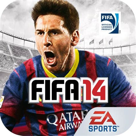 fifa 14 for iphone and is now available for free in the app store