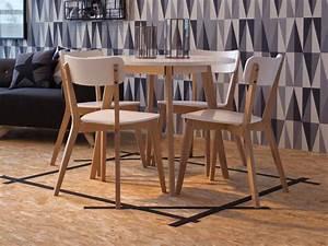Küchentisch Rund Weiß : esstisch k chentisch tisch rund wei lackiert birke neu 22692 ebay ~ Markanthonyermac.com Haus und Dekorationen