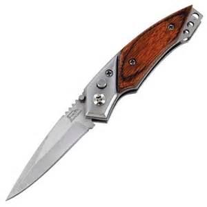 Automatic Switchblade Knife