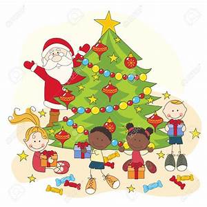 Christmas Drawings For Kids – Festival Collections